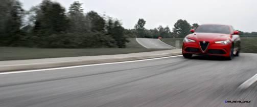 2016 Alfa Romeo Guilia Dynamic Screencaps 12