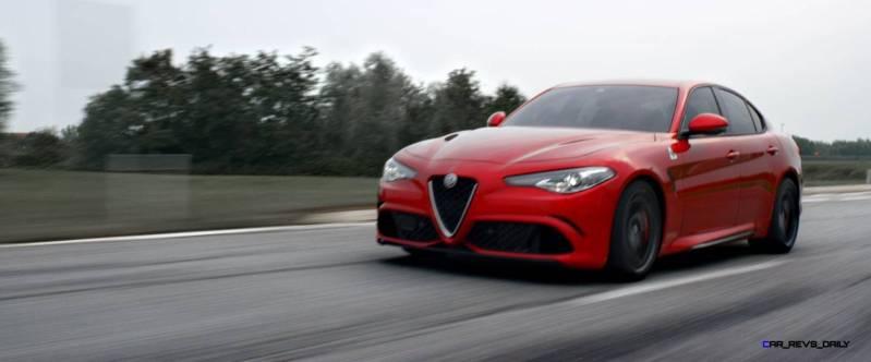 2016 Alfa Romeo Guilia Dynamic Screencaps 15