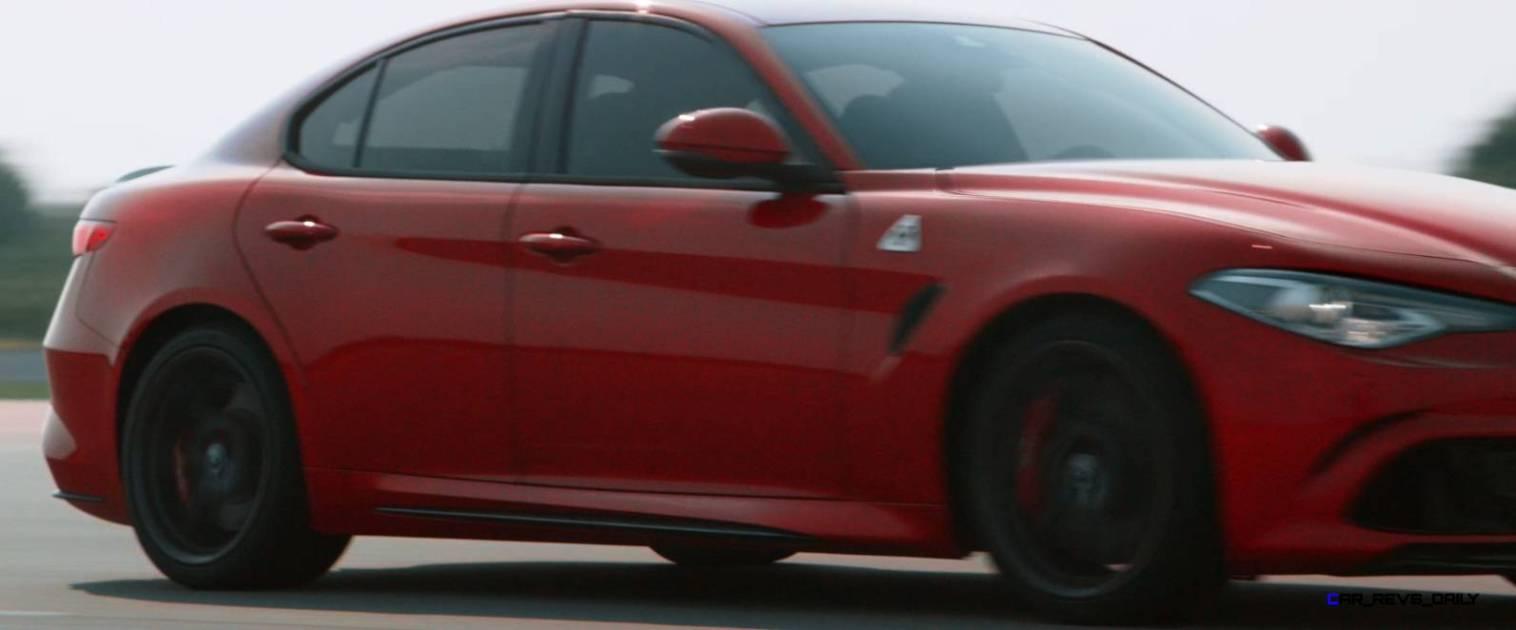 2016 Alfa Romeo Guilia Dynamic Screencaps 38