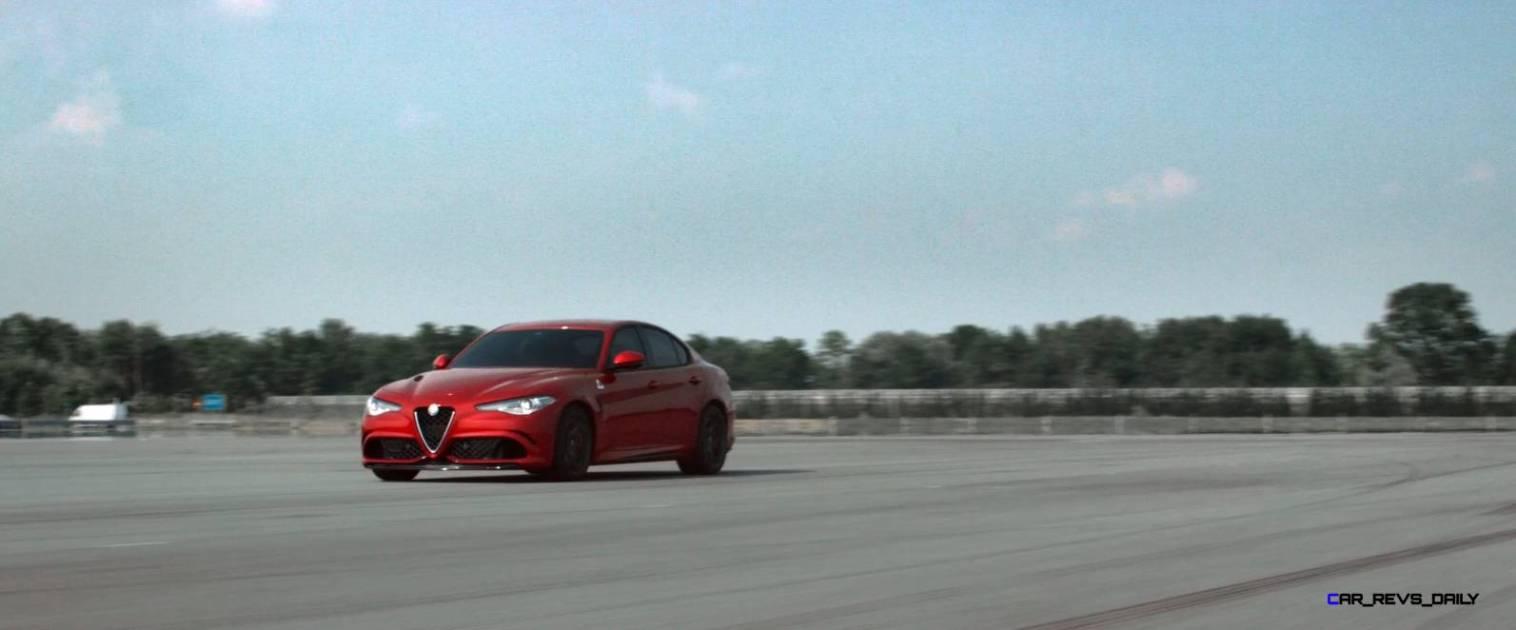 2016 Alfa Romeo Guilia Dynamic Screencaps 43