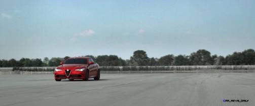 2016 Alfa Romeo Guilia Dynamic Screencaps 46