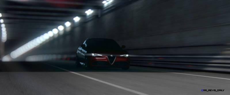 2016 Alfa Romeo Guilia Dynamic Screencaps 5