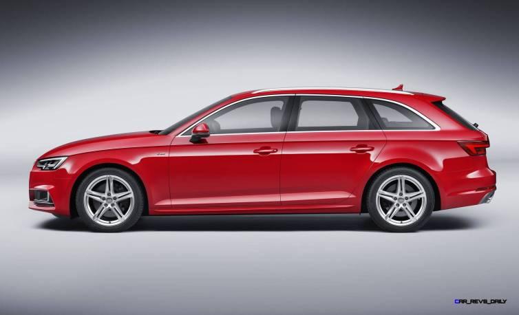 2016 Audi A4 19