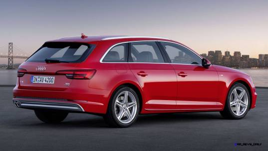 2016 Audi A4 25