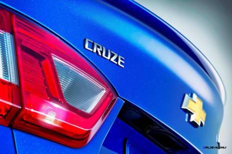 2016 Chevrolet Cruze Badge