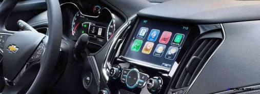 2016 Chevrolet CRUZE RS Premier 20