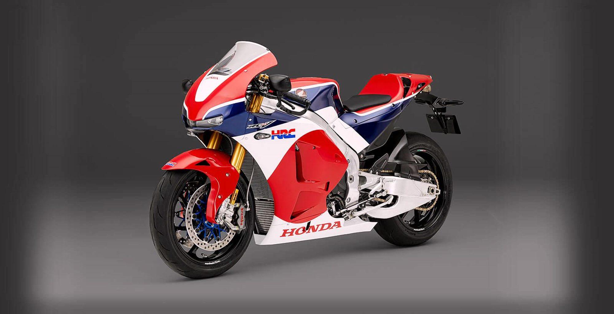 2016 Honda RC213VS USA