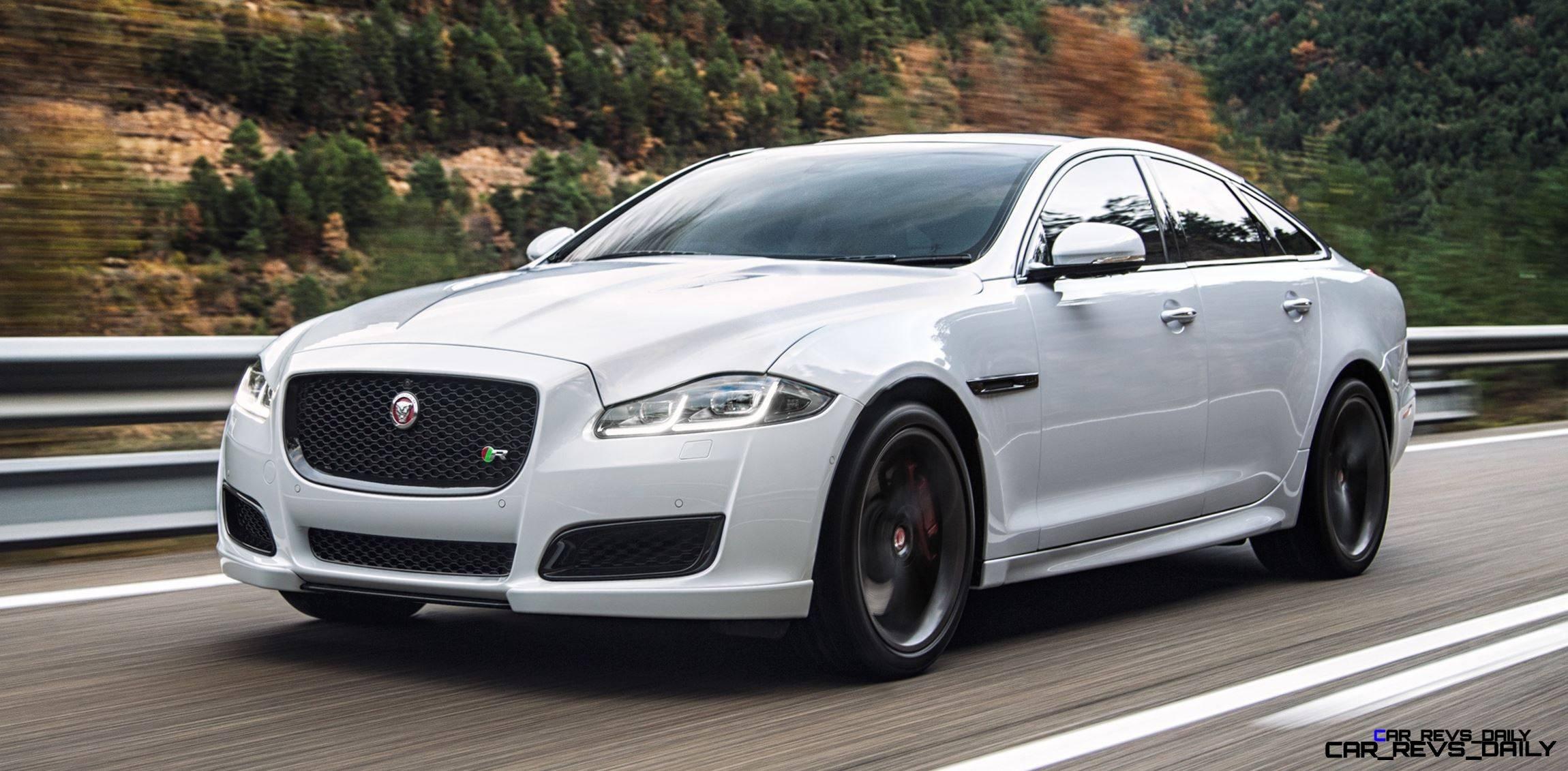 2016 Jaguar Xj R Sport