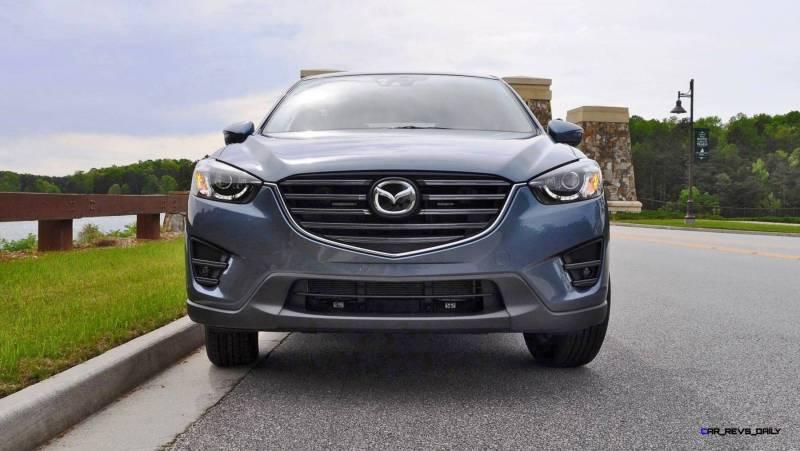 2016 Mazda CX-5 Grand Touring FWD 3
