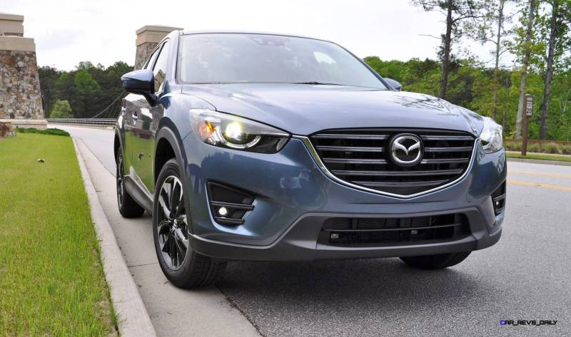 2016 Mazda CX-5 Grand Touring FWD 43