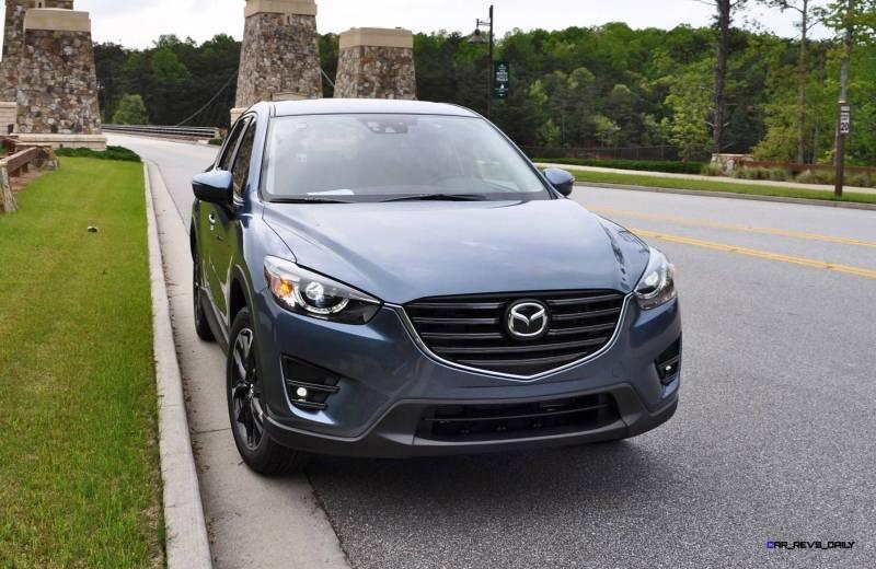 2016 Mazda CX-5 Grand Touring FWD 51