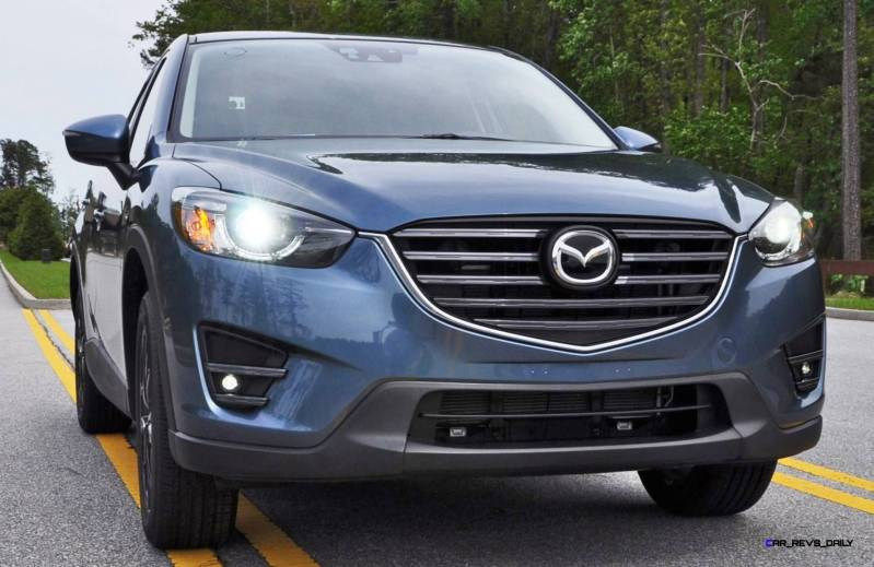 2016 Mazda CX-5 Grand Touring FWD 60