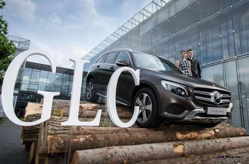 2016 Mercedes-Benz GLC 75
