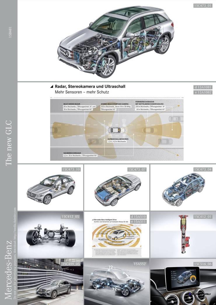 Mercedes-Benz The new GLC