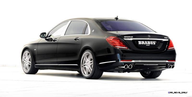 2016 Mercedes-Maybach by BRABUS 10