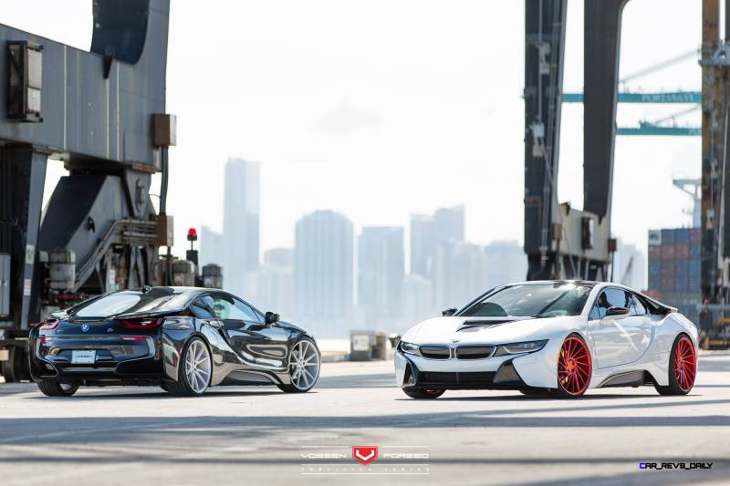BMW i8 Duo - Vossen Forged Precision Series - ©_17616211214_o