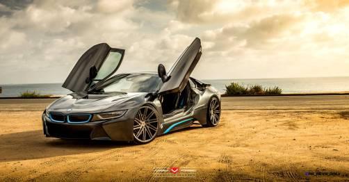 BMW i8 - Vossen Forged VPS-309 - © Vossen Wheels 2015 - 1006