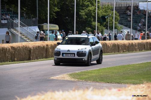 Goodwood Festival of Speed 2015 - New Cars 100