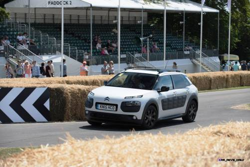 Goodwood Festival of Speed 2015 - New Cars 102