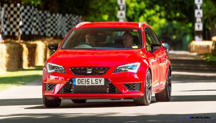 Goodwood Festival of Speed 2015 - New Cars 12