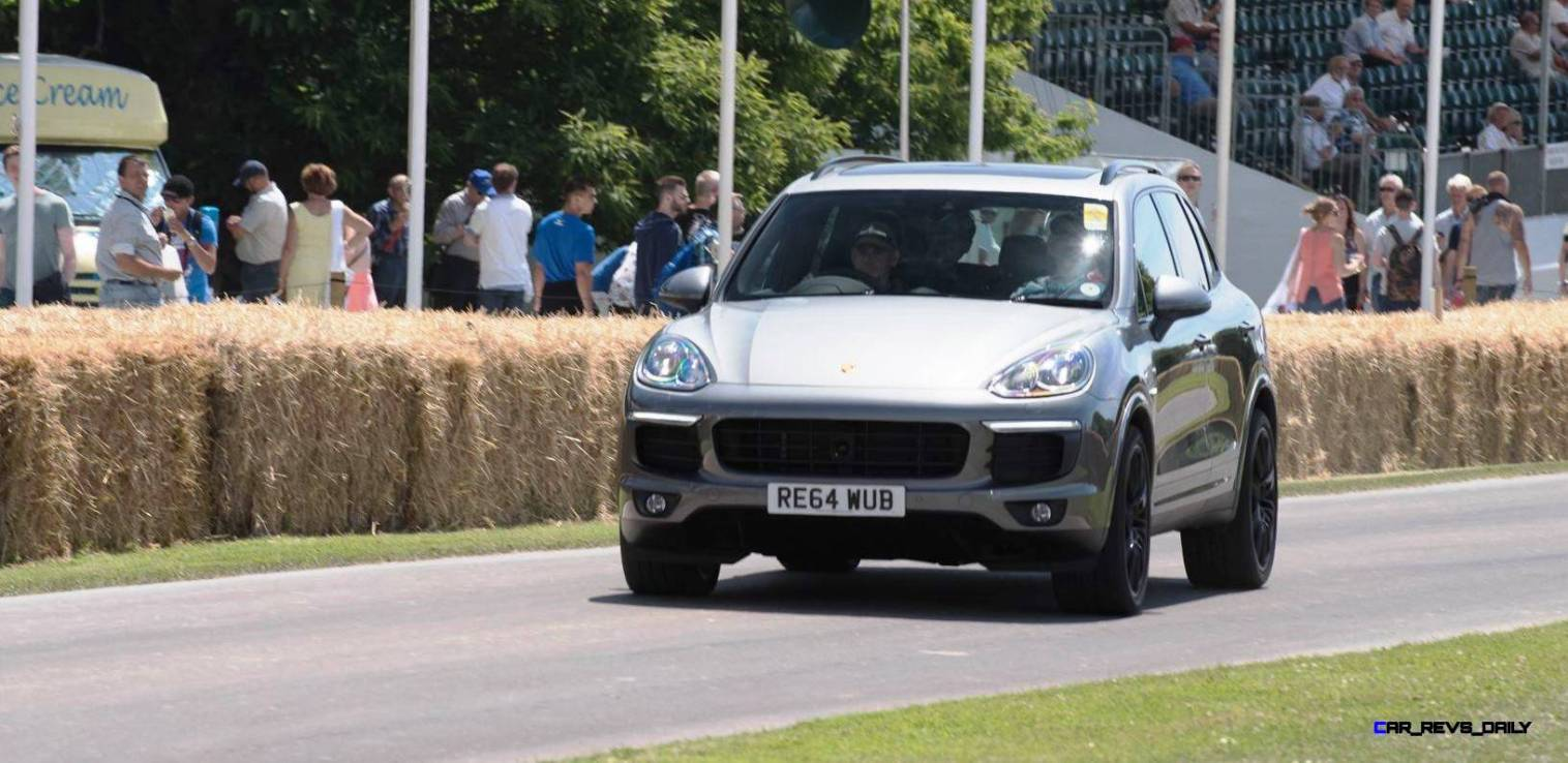Goodwood Festival of Speed 2015 - New Cars 148