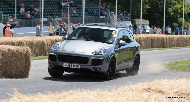 Goodwood Festival of Speed 2015 - New Cars 152