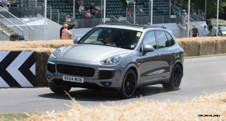 Goodwood Festival of Speed 2015 - New Cars 153