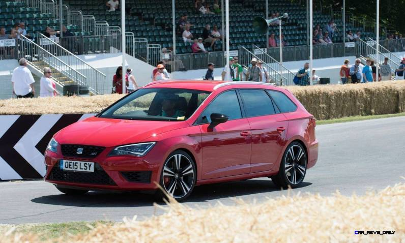 Goodwood Festival of Speed 2015 - New Cars 179