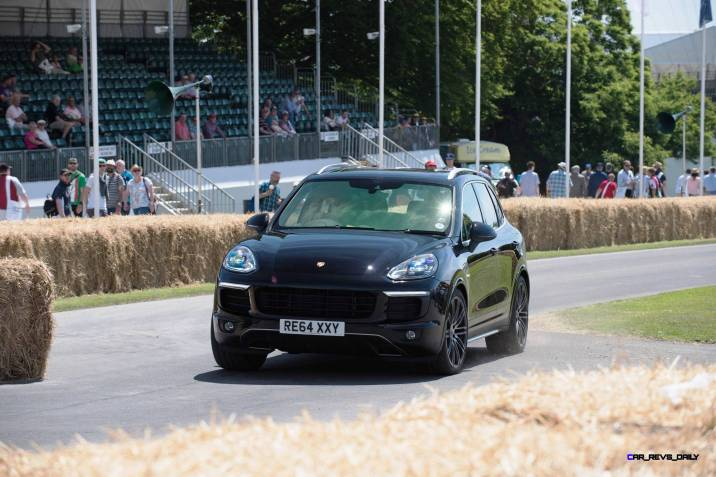 Goodwood Festival of Speed 2015 - New Cars 180