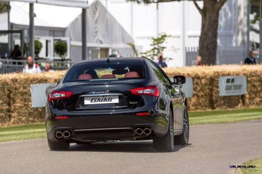 Goodwood Festival of Speed 2015 - New Cars 6