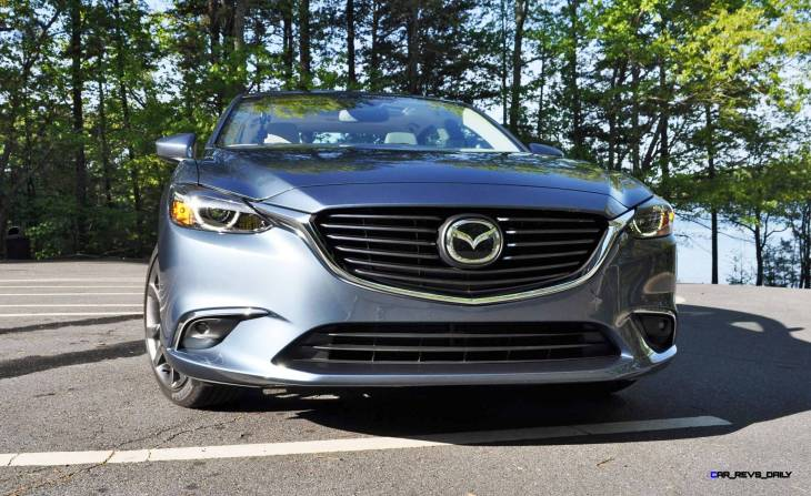 HD Drive Review Video - 2016 Mazda6 Grand Touring 18