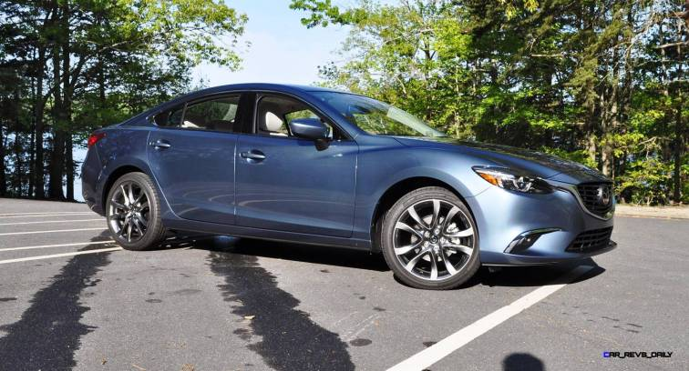 HD Drive Review Video - 2016 Mazda6 Grand Touring 27
