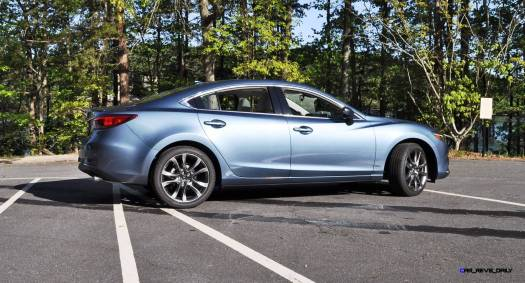 HD Drive Review Video - 2016 Mazda6 Grand Touring 32