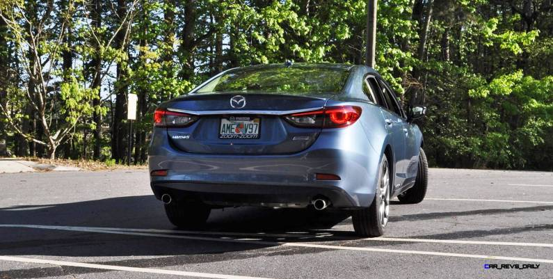HD Drive Review Video - 2016 Mazda6 Grand Touring 36