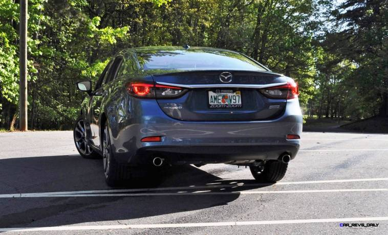 HD Drive Review Video - 2016 Mazda6 Grand Touring 39