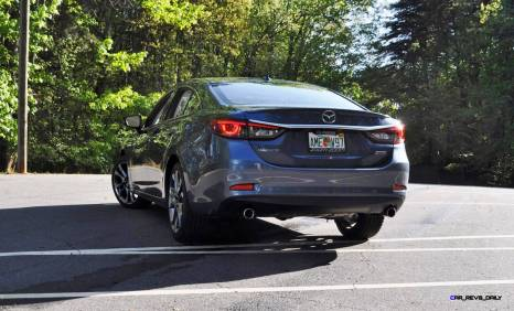 HD Drive Review Video - 2016 Mazda6 Grand Touring 40