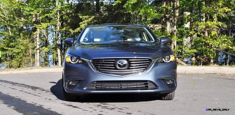 HD Drive Review Video - 2016 Mazda6 Grand Touring 61