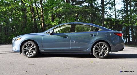 HD Drive Review Video - 2016 Mazda6 Grand Touring 67