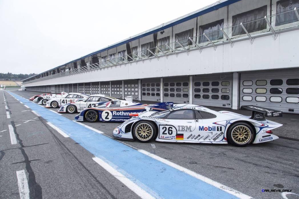LeMans Legends from Porsche 67
