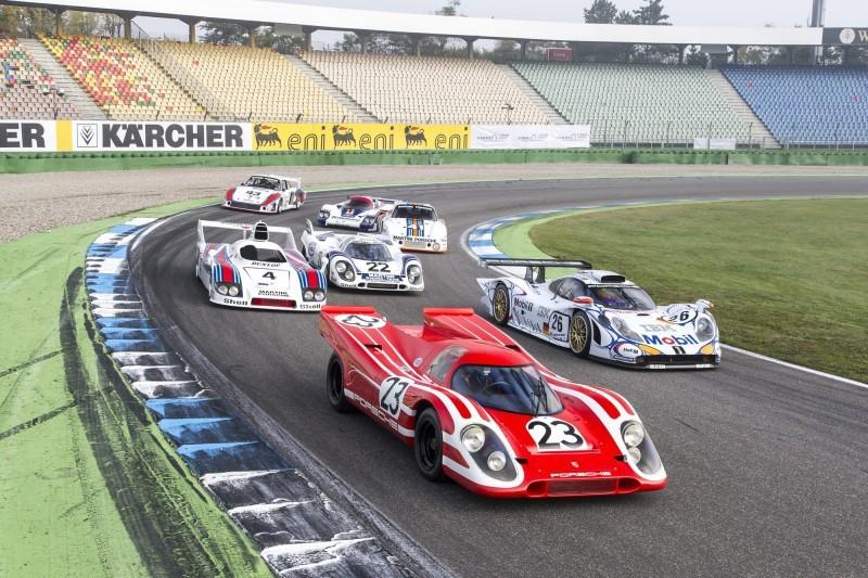 LeMans Legends from Porsche 71