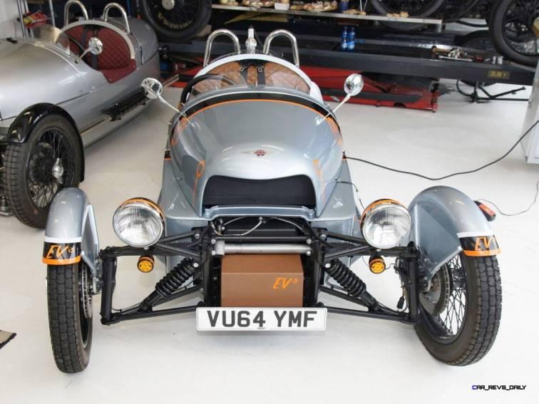 Morgan EV 3 Wheeler 10
