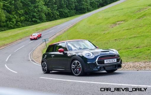 SMMT Test Days 2015 Alpine Hill Course 257