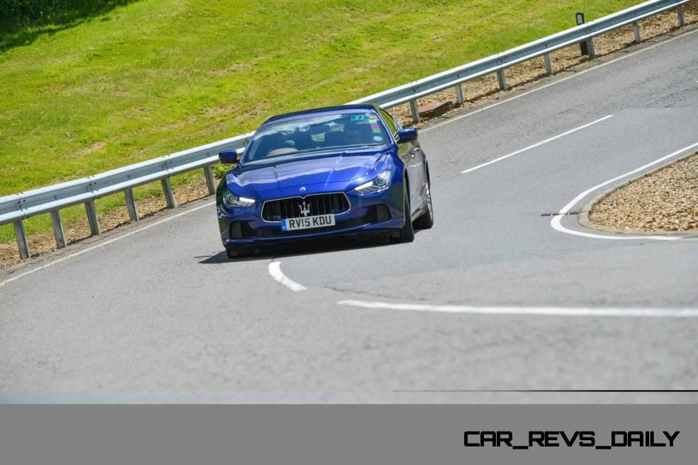 SMMT Test Days 2015 Alpine Hill Course 268