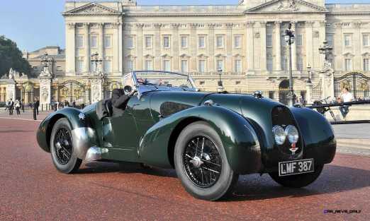 1940 Aston Martin Speed Model Type C 1