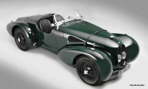 1940 Aston Martin Speed Model Type C 10