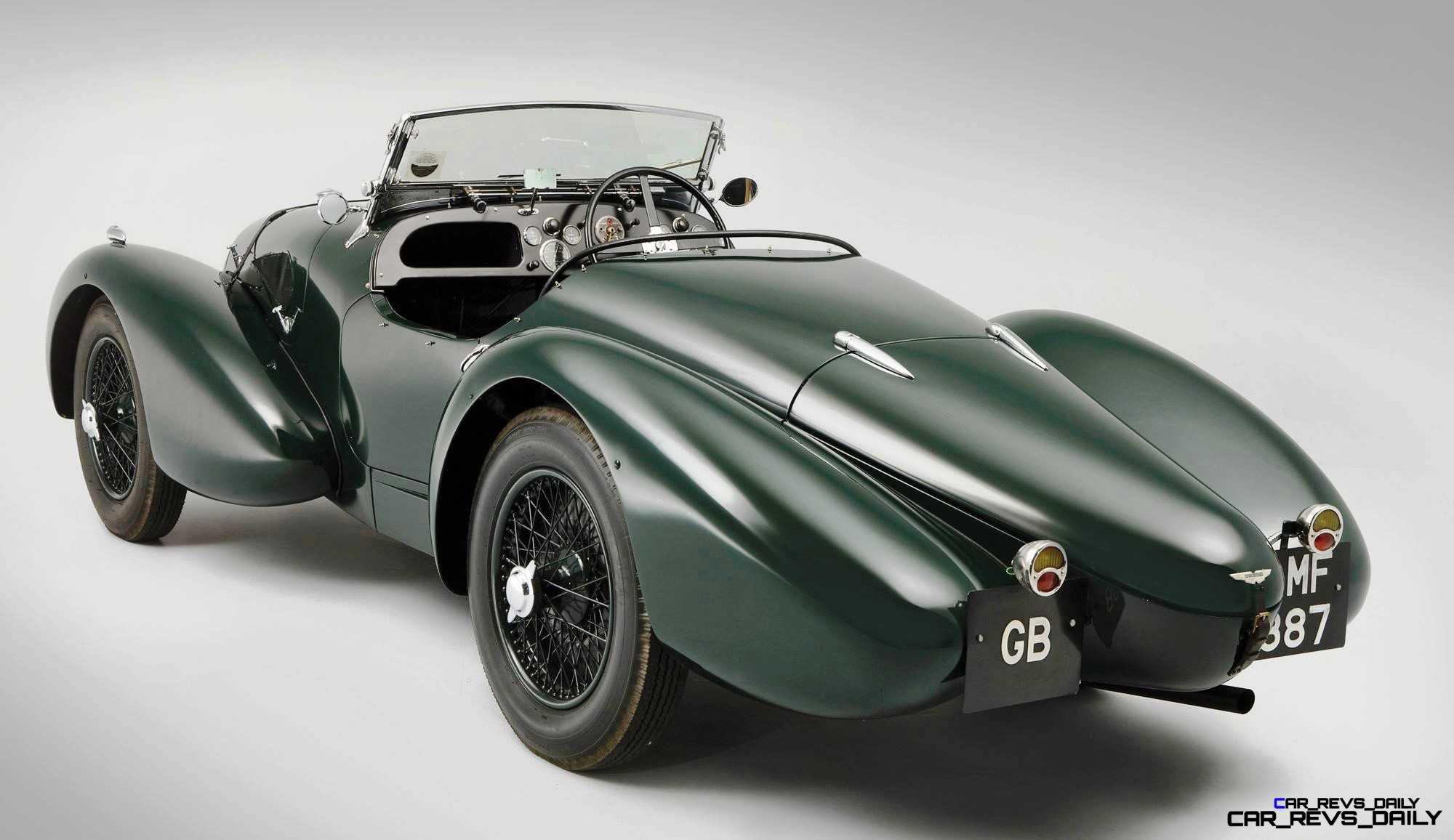 1940 Aston Martin Speed Model Type C 3