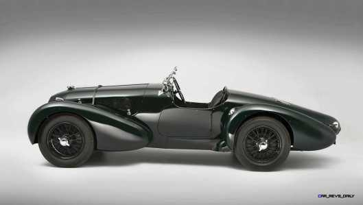1940 Aston Martin Speed Model Type C 6