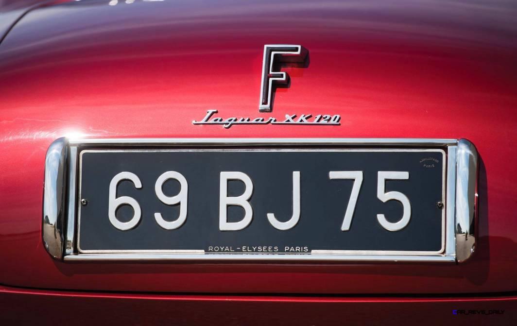 1952 Jaguar XK120 SuperSonic by Ghia 12