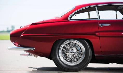 1952 Jaguar XK120 SuperSonic by Ghia 21