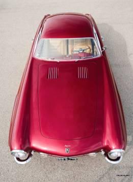 1952 Jaguar XK120 SuperSonic by Ghia 33